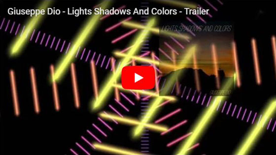 Lights Shadows And Colors - Trailer