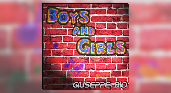 New single Boys and Girls available on digital stores and streaming platforms from March 20th 2020