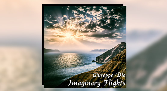 New album Imaginary Flights available on digital stores and streaming platforms