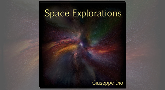 New album Space Explorations available on digital stores and streaming platforms from July 12th 2019